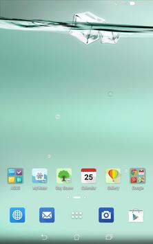 ASUS LiveWater(Live wallpaper) screenshot 12