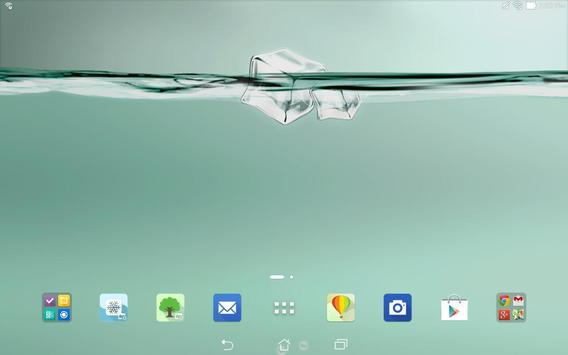 ASUS LiveWater(Live wallpaper) screenshot 6