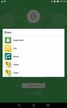 Share Link – File Transfer apk screenshot