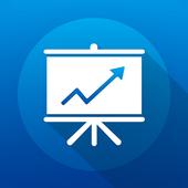 Presentation Link (PowerPoint) icon