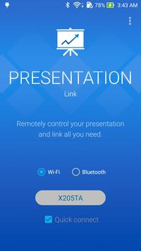 Presentation Link (PowerPoint) poster