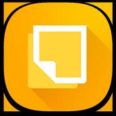 ASUS Quick Memo icon