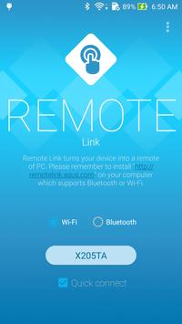 Remote Link Cartaz