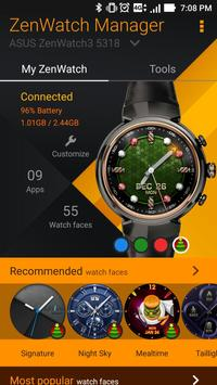 ZenWatch Manager poster