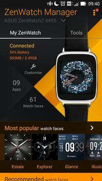 ZenWatch Manager screenshot 1