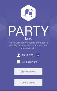 ASUS Party Link poster