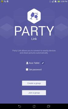 ASUS Party Link apk screenshot