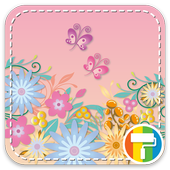 Lovely Pink ASUS ZenUI Theme icon