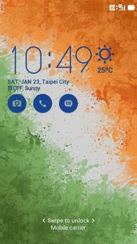 India Republic Day ASUS Theme poster