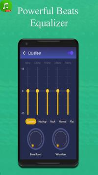 ZenUI Player - Music Player for Asus Zenfone スクリーンショット 4
