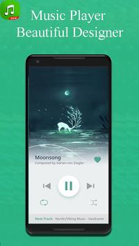 ZenUI Player - Music Player for Asus Zenfone ポスター