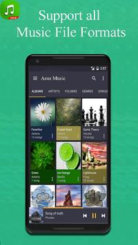 ZenUI Player - Music Player for Asus Zenfone スクリーンショット 1