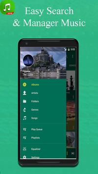 ZenUI Player - Music Player for Asus Zenfone スクリーンショット 3