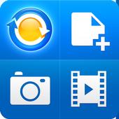 WebStorage Widget icon