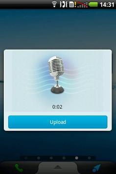 WebStorage Widget screenshot 2