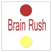 Brain Rush : Math and Memory icon