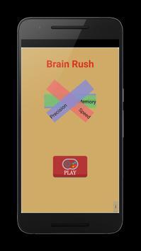 Brain Rush : Math and Memory poster