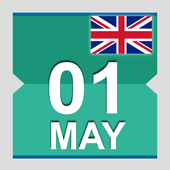 UK Calendar 2019 icon