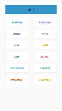 UK Calendar 2019 screenshot 5
