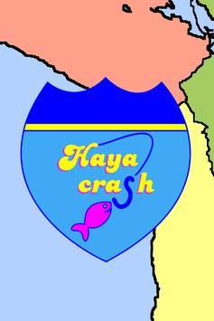Haya Crash poster