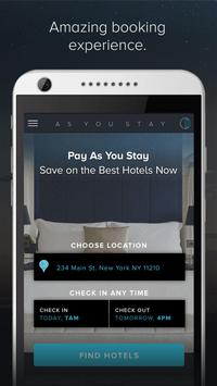 As You Stay - Anytime Booking apk screenshot