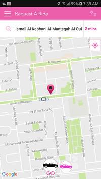 AsyaTaxi - Car Booking App screenshot 3