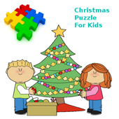 Christmas Puzzle For Kids icon