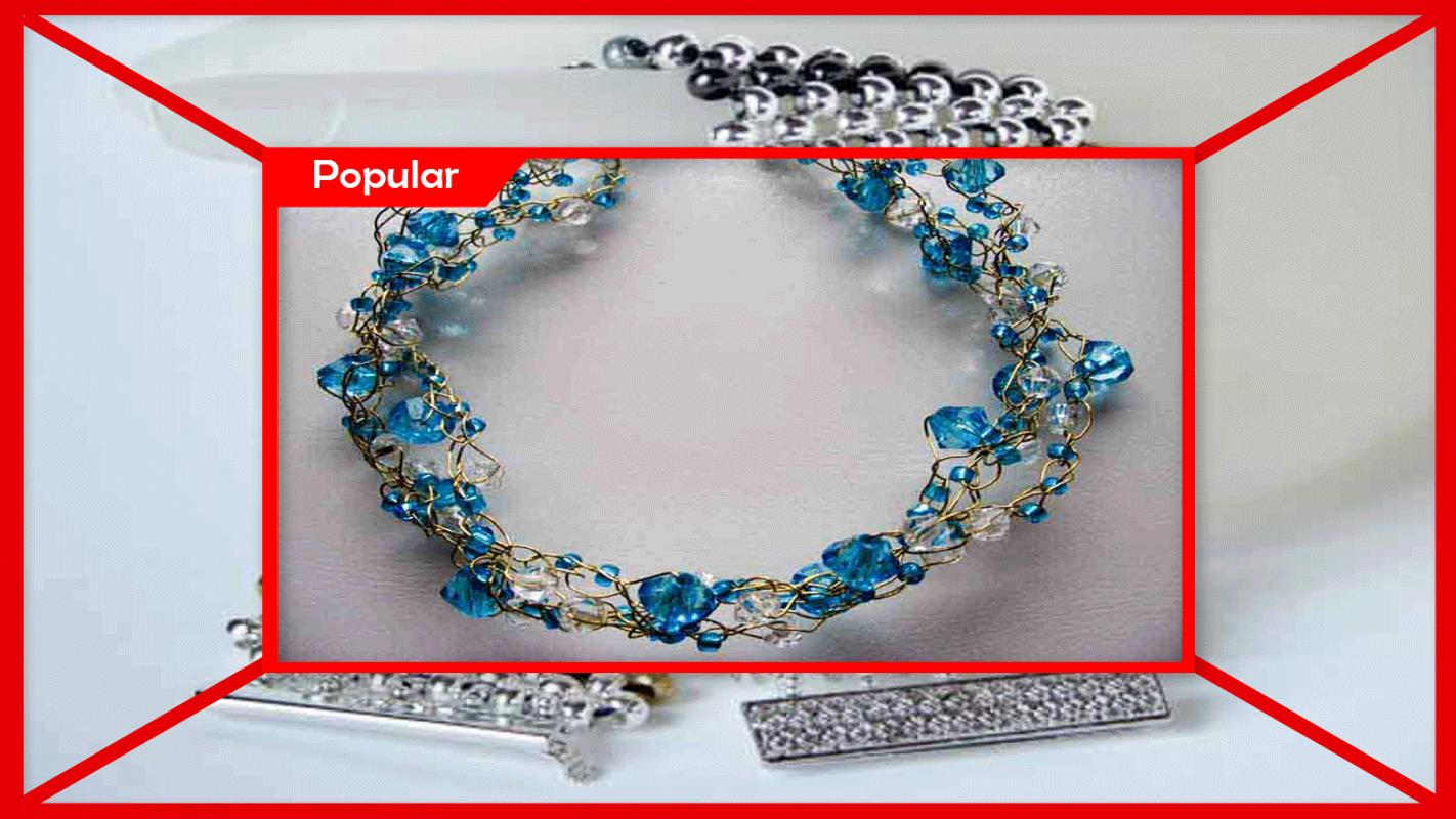 Bead Necklace Patterns Ideas APK Download - Free Lifestyle APP for ...