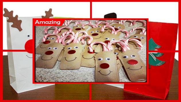 Christmas Gift Envelopes Craft Project screenshot 4