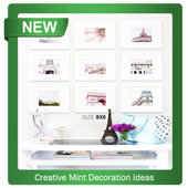 Creative Mint Decoration Ideas icon