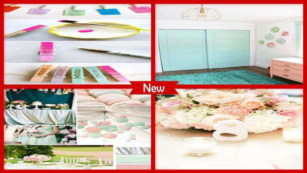 Creative Mint Decoration Ideas poster