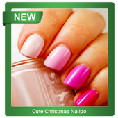 Cute Christmas Naildo icon