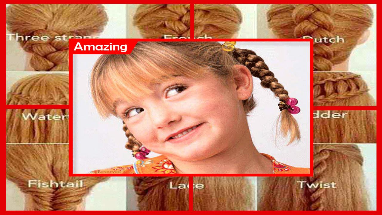 Cute Pigtail Braids Hairstyles Ideas For Android Apk Download