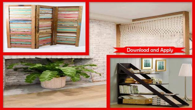 DIY Amazing Room Dividers apk screenshot