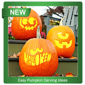 Easy Pumpkin Carving Ideas icon