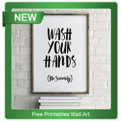 Free Printables Wall Art icon