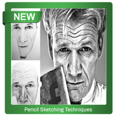 Pencil Sketching Techniques icon
