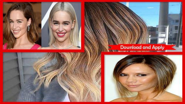 Short To Medium Hairstyles screenshot 1