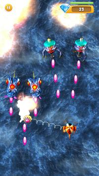 Helicopter Mega Splash - Free Action Game poster