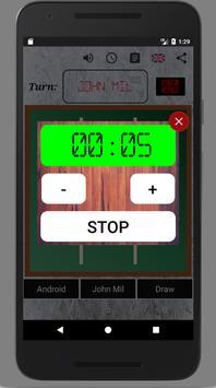 Tic Tac Toe  Timer screenshot 3