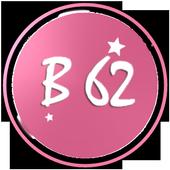 B62 - Selfie Beauty Cam icon