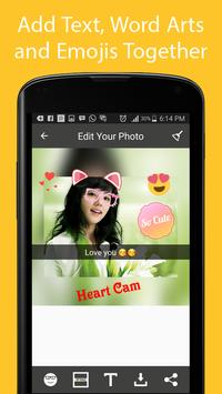 B62 - Selfie Beauty Cam apk screenshot