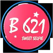 B621 Camera - Sweet Selfie icon