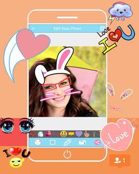 B623 Selfie Camera Genic screenshot 5