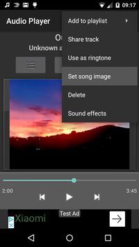 Audio Player screenshot 1