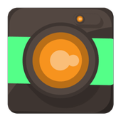Heart Selfie Candy Camera icon