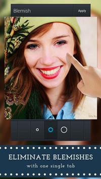 Heart Selfie Candy Camera screenshot 3