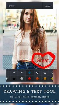 Heart Selfie Candy Camera screenshot 4