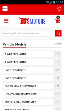 B9 Motors screenshot 1