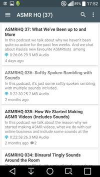 ASMR Tube screenshot 4